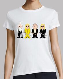 kill bill: pai mei, la sposa, bill &