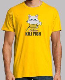 kill bill parodie chat fish