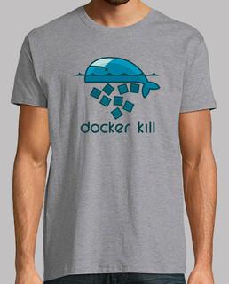 kill docker