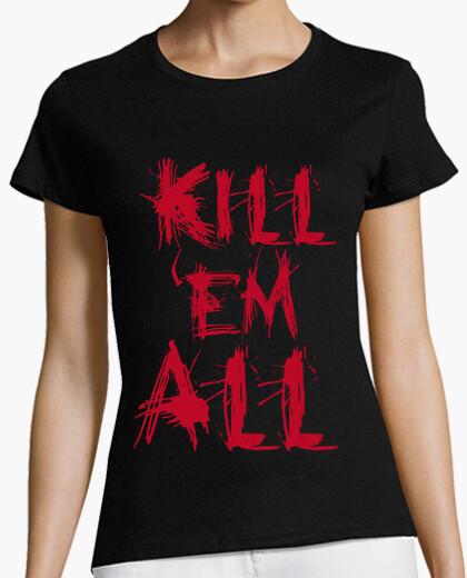 Camiseta Kill 'em all