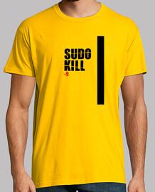 kill sudo