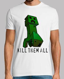 Kill them all, creeper