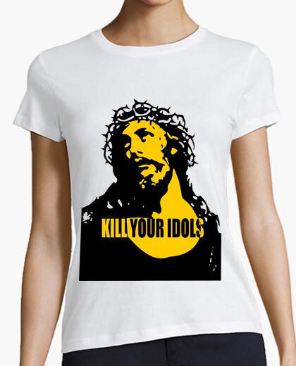 T-shirt kill your idoli - axl rose