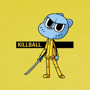 Camisetas killball sf