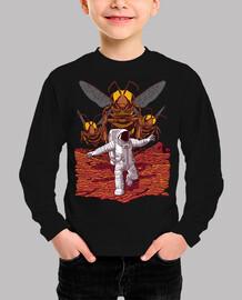 Killer Bees on Mars.