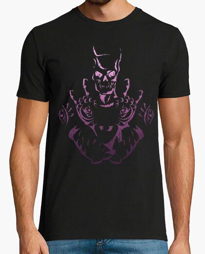 Camiseta Killer Queen Stand JJBA (pink)