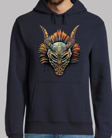 Killmonger Tribal Mask