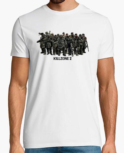 Camiseta Killzone Army