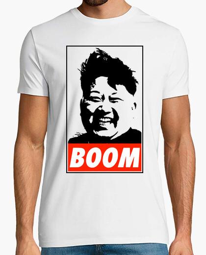 Camiseta Kim Jong-un