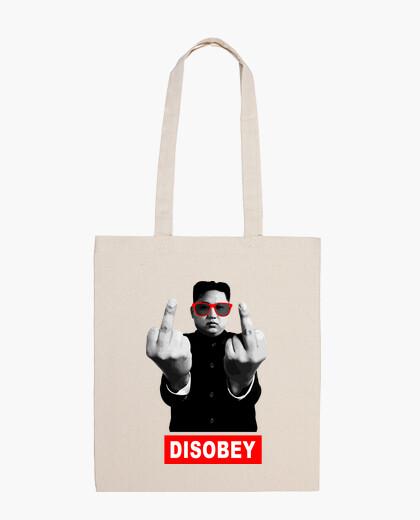 Kim Jong-un - DISOBEY (desobedece) Bolsa