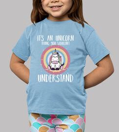 Kinder, T-Shirt, blau