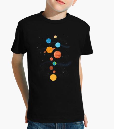 Kinderbekleidung Kinder, T-Shirt, schwarz