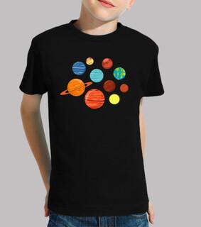 Kinder, T-Shirt, schwarz