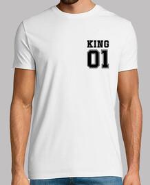 King 01 (Coeur et Dos)
