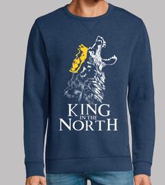 king a north (gioco di thrones )