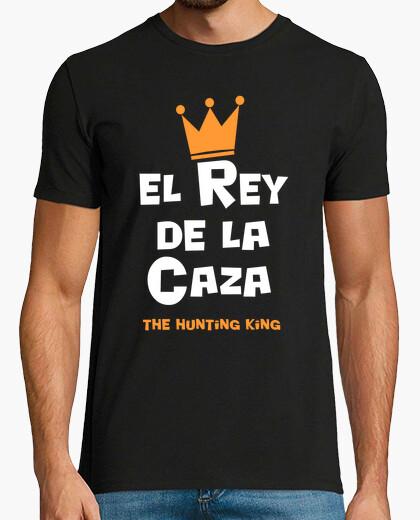King hunting t-shirt