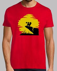 king ice age - man t-shirt