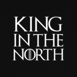 Camisetas King in the north