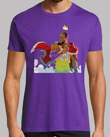 King james Lakers