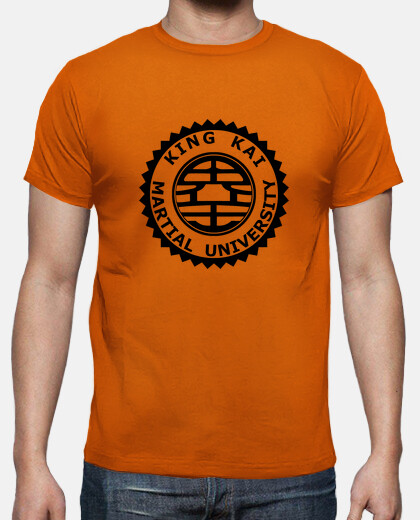Camisetas king kai university
