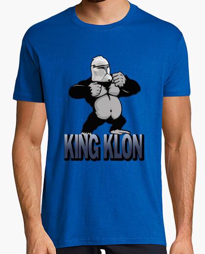 Tee-shirt King Klon