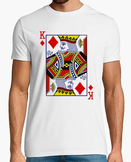 Camiseta King Of Diamonds