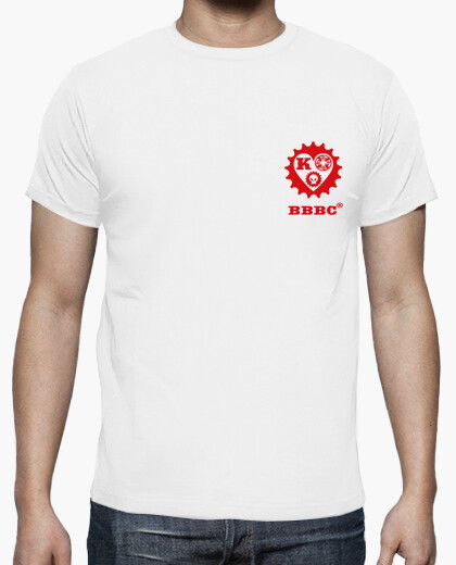 Camiseta King of Hearts White Man