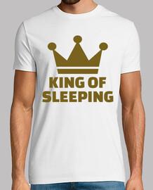 king of sleeping