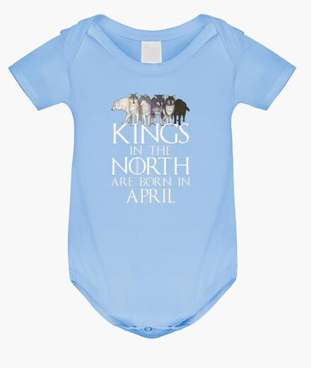 Abbigliamento bambino king s north born april
