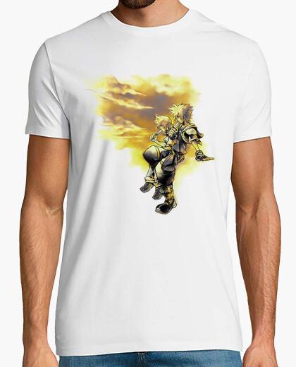 Camiseta Kingdom Hearts