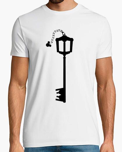 Camiseta Kingdom Hearts - Llave Espada
