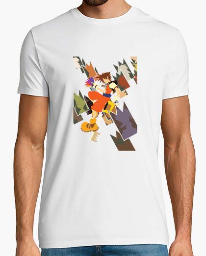 Camiseta Kingdom Hearts Chain of Memories
