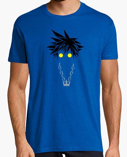 Camiseta Kingdom Hearts Sora heartless