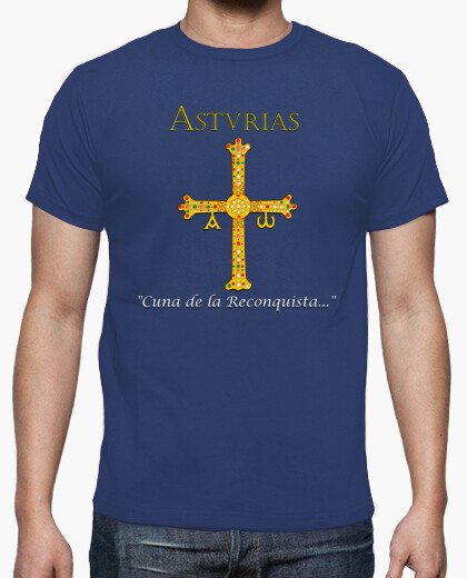 Kingdom of asturias t-shirt