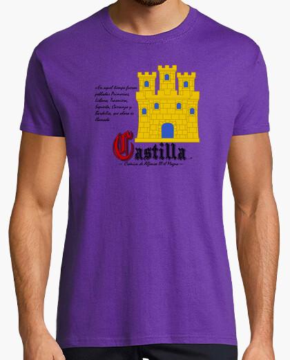 Kingdom of castile t-shirt