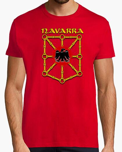 Kingdom of navarre (simplified) t-shirt