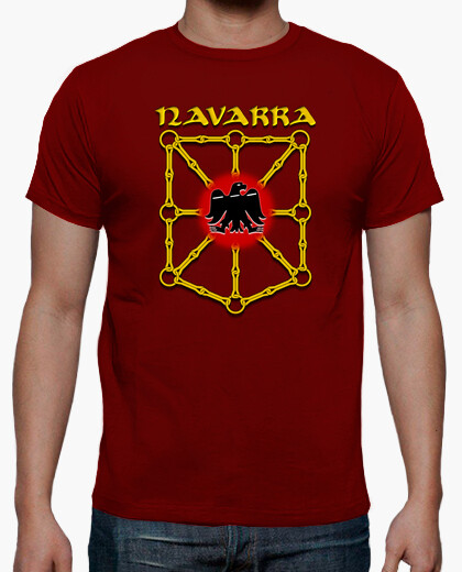 Kingdom of navarre (simplified) t-shirt