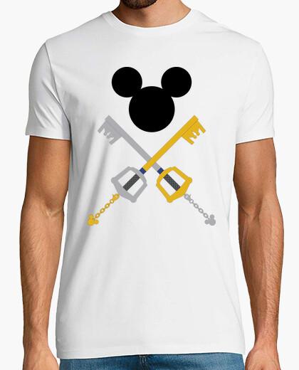 Camiseta Kingdome Hearts Minimal