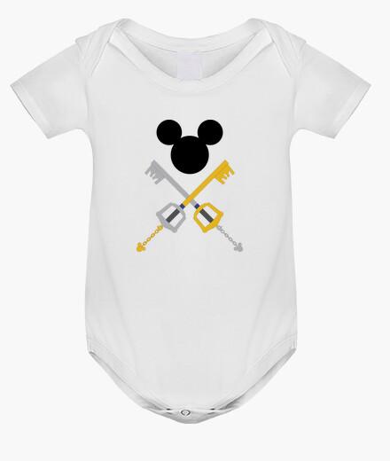 Ropa infantil Kingdome Hearts Minimal