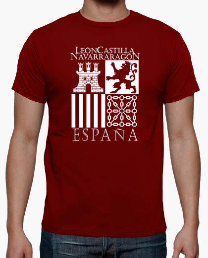 Kingdoms of spain (white) t-shirt