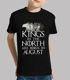 kings north born august