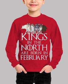 Kings North Born February