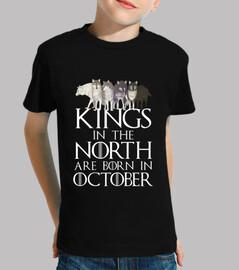 Kings North Born October