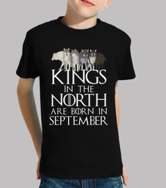 Kings North Born September