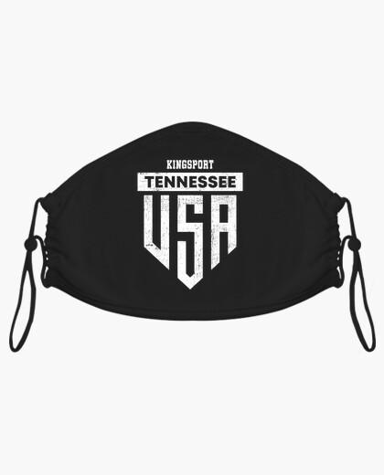 Mascarilla Kingsport Tennessee
