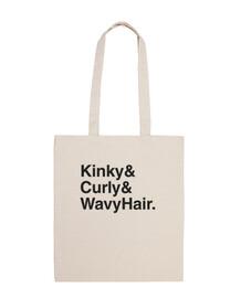 Kinky Curly Wavy Hair