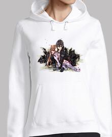 Kirito y Asuna