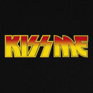 Camisetas Kiss me