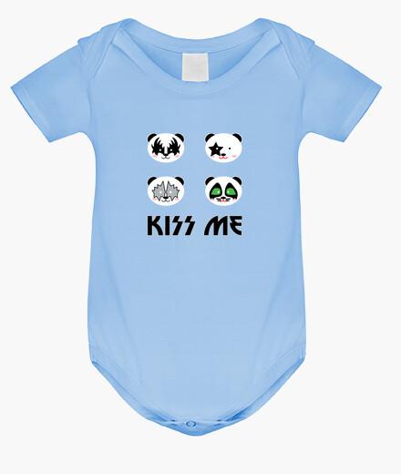Vêtements enfant kiss me panda
