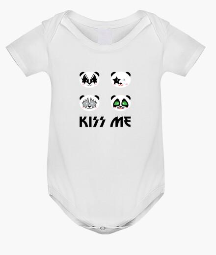 Kiss me panda kids clothes